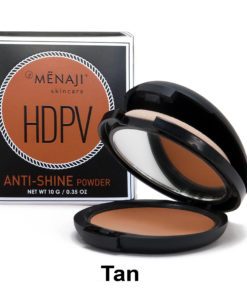 High Definition Anti-Shine Sunless Tan Face Powder for Men